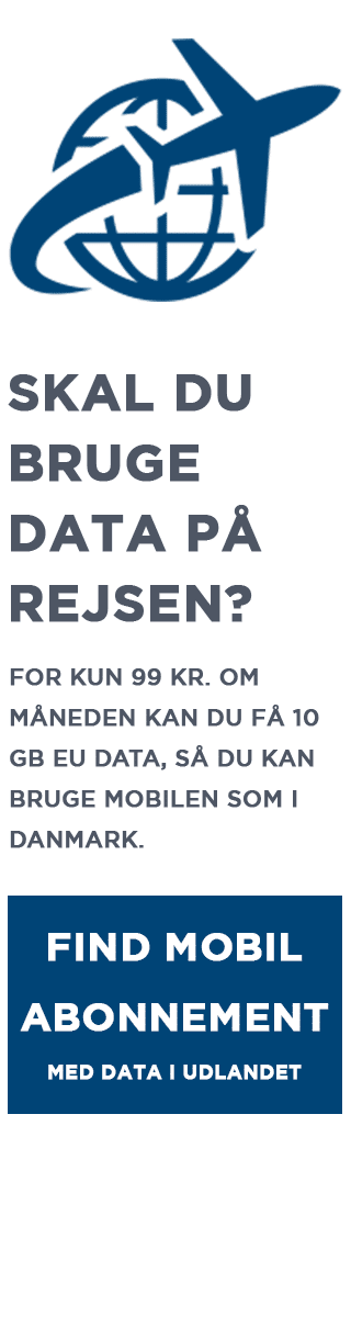 valutaomregner mobilabonnement